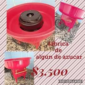 FABRICA DE ALGIDON DE AZÚCAR