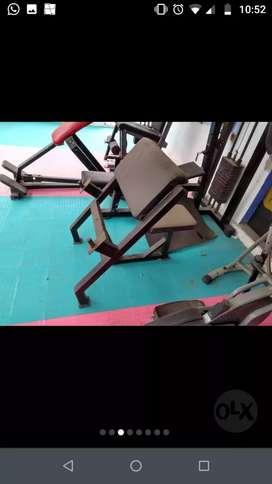 Máquinas para gym