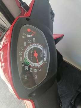 Se vende moto único Dueño