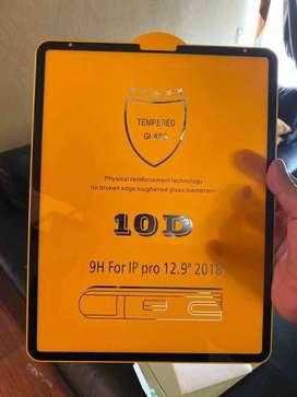 Micas 10D 9H para iPad, disponible en todos los modelos