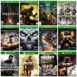 Alkiler de Xbox one