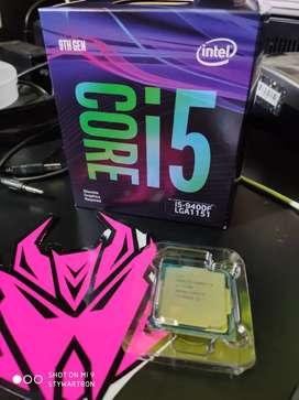 Procesador Intel core I5 9400f 6 nucleos 4.1ghz