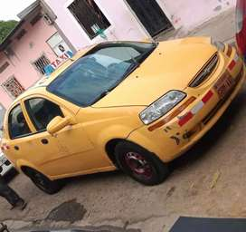 Venta de chevy taxi año 2010