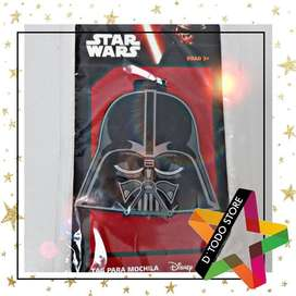 Tag para mochila modelo Darth Vader
