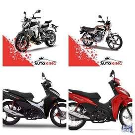 Motos con financiación