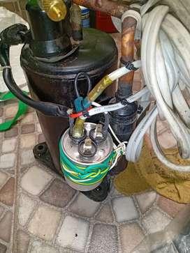 Técnico de neveras lavadoras y aires acondicionados
