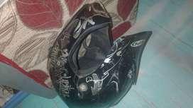 casco de carrera