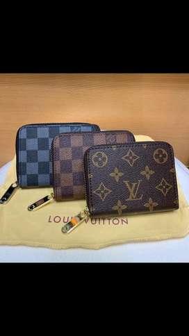 Billetera Louis Vuitton cierre
