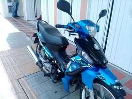 Moto Viva R 115 en buen estado