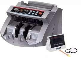 Maquina contadora de billetes de toda denominación