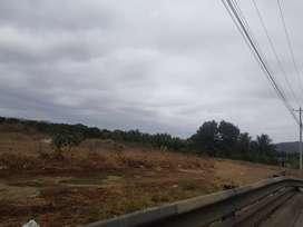Venta de terreno en el Paso Lateral de Portoviejo