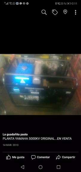 Vendo planta eléctrica 5000kw