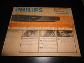 Reproductor de DVD Philips