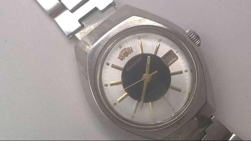 Reloj Orient Automático Para Damas 0