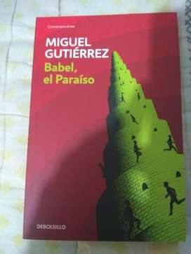 Babel, el paraiso - Miguel Gutiérrez