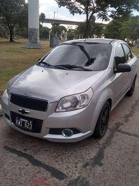 Vendo Chevrolet aveo  G3 2012