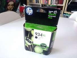 Cartucho Impresora Hp 934xl Negro Original Para 6830 6230