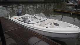 Vendo traker albatros 530 open.