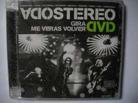 soda stereo me veras volver 2 dvd consultar 1 edic sellado