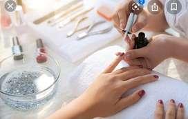 Buscamos manicurista integral, uñas semi que le guste el trabajo