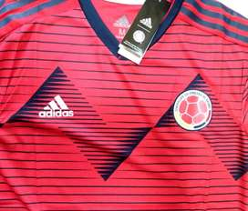 Camiseta Selección Colombia Roja Copa America 2019 CLIMACHILL
