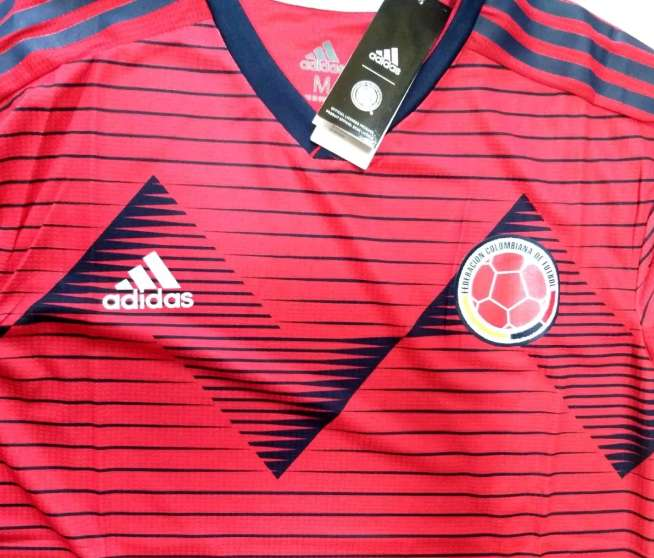 Camiseta Selección Colombia Roja Copa America 2019 CLIMACHILL 0