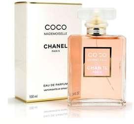 Loción Perfume Coco Mademoiselle Chanel 100ml Original Garantizada segunda mano  La Candelaria