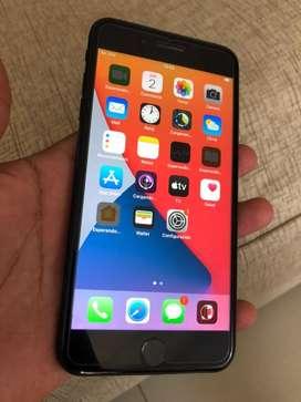 Vendo iphone 7 plus de 128Gb operador movistar y claro