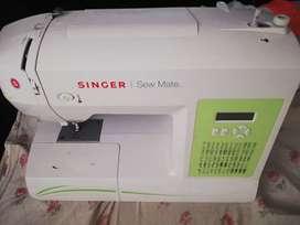 Singer sew mate