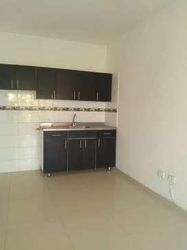 Alquiló apartamento