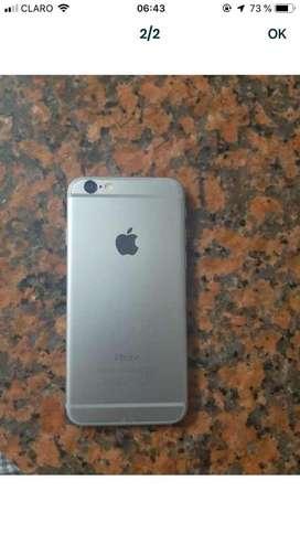 Iphone 6 color gris
