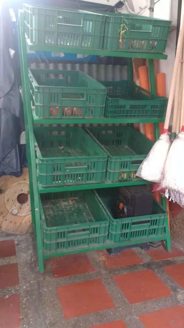 estantería para legunbres 0