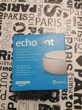 Parlante inteligente Amazon Echo Dot