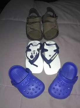 Vendo calzados para niños