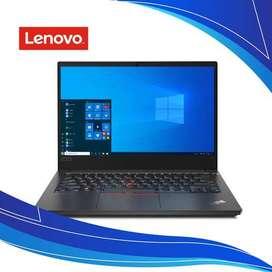 Portátil Lenovo ThinkPad E14 Core i3-10110U 8GB 1TB 14» Win 10 Pro