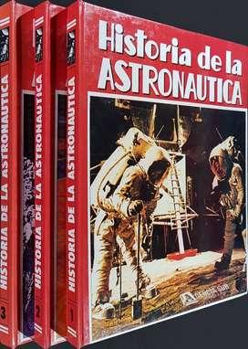 Historia de la ASTRONAUTICA
