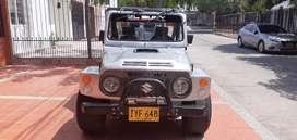 Vendo Suzuki lj80 excelente estado