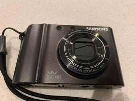 CAMARA DIGITAL SAMSUNG NV100hd