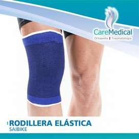 Rodillera Elastica Universal - 2 Unidades -  Ortopedia Care Medical