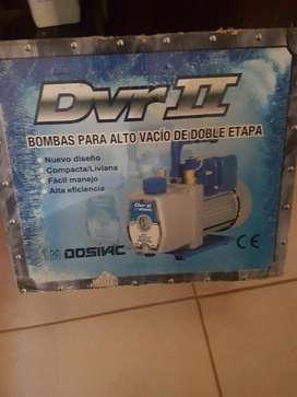 Bomba de Vacio para Refrigeración