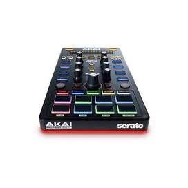 Controlador Dj Akai integrado AFX