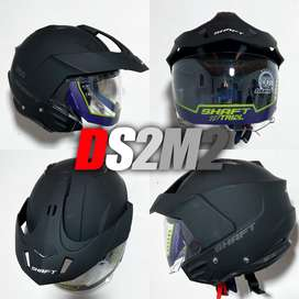 Casco certificado abierto shaft 227 trial, domicilio gratis!