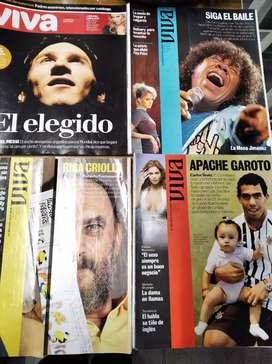 Antiguas revistas