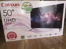 Tv de 50 pulgadas smart tv, 4k