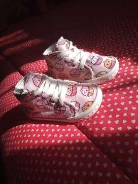 Zapatillas de nena
