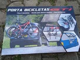 Vendo porta bicicleta marca GTI