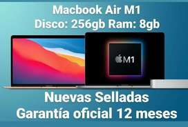 MACBOOK AIR M1 256GB 8GB RAM