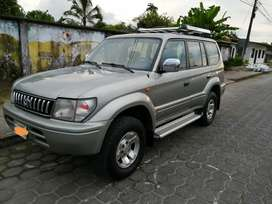 Vendo Toyota Prado 2007 (18000 negociable)