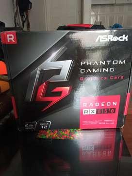 RADEON RX 550 2GB GDDR5 ASRock