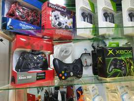 Controles de xbox,play station,play 3, play 2